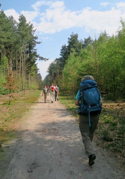 BSG wandeling Zundert apr18-18