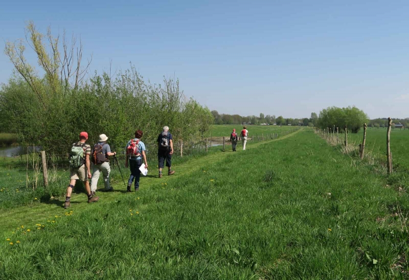 BSG wandeling Zundert apr18-30