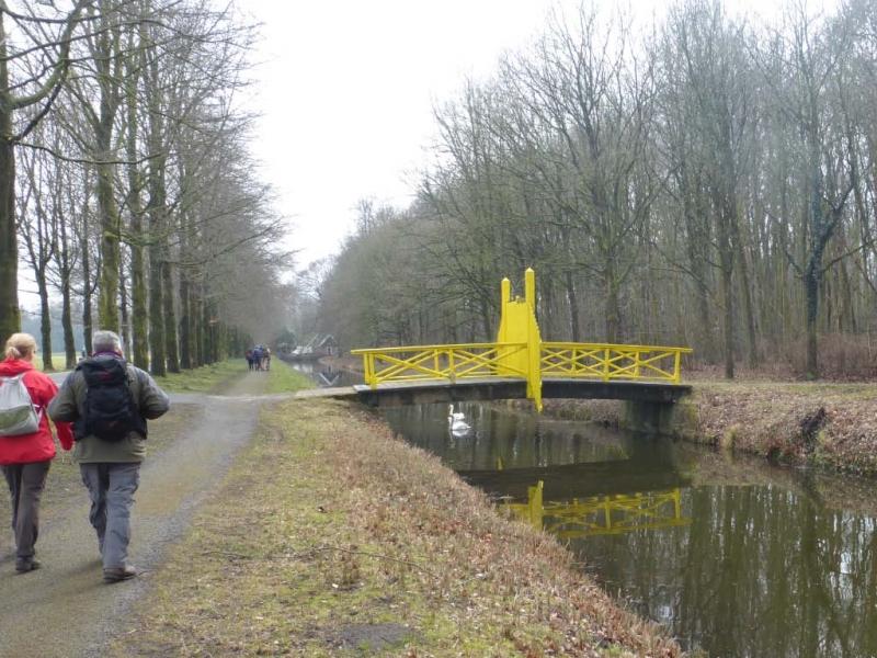 BSG wandeling Overveen-21