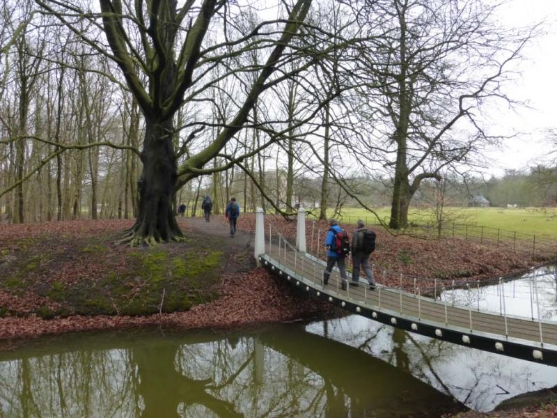 BSG wandeling Overveen-27